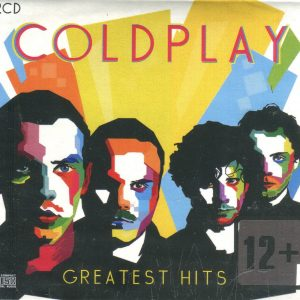 Coldplay ‎– Greatest Hits (2CD, Digipak)