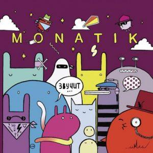 Monatik - Звучит (2016)