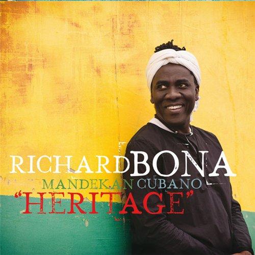 Richard Bona, Mandekan Cubano – Heritage (2016)