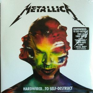 Metallica - Hardwired…To Self-Destruct (2×Vinyl, LP, 2016)