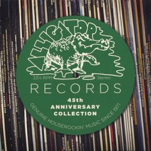 Сборник - Alligator Records 45th Anniversary Collection (2CD, 2016)