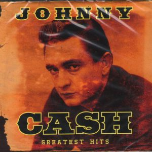 Johnny Cash – Greatest Hits (2017) (2CD, Digipak)