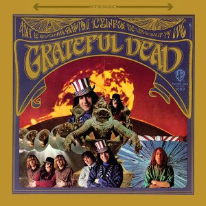 The Grateful Dead ‎– The Grateful Dead (2CD, 2017) (50th Anniversary Deluxe Edition)
