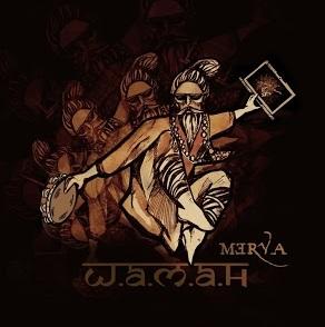 Merva - Шаман (2017, digipack)