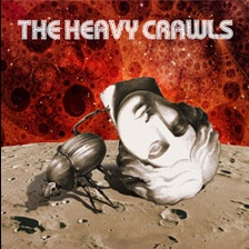 The Heavy Crawls - The Heavy Crawls (2017, digipack)