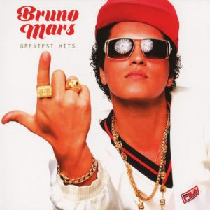 Bruno Mars ‎– Greatest Hits (2CD, 2017) (Digipak)