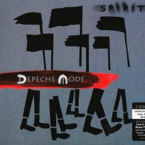 Depeche Mode ‎– Spirit (2CD, 2017) (Digipak)
