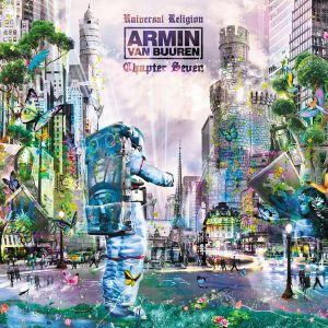 Armin van Buuren ‎– Universal Religion Chapter Seven (2CD, 2013) (Digipak)