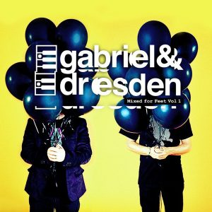 Gabriel & Dresden ‎– Mixed For Feet Vol. 1 (2CD, 2011) (Digipak)