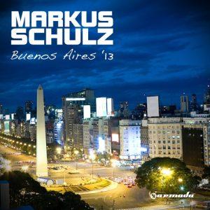 Markus Schulz – Buenos Aires '13 (2CD, 2013)