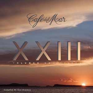 Cafe Del Mar - XXIII - Volumen Veintitres (2CD, 2017)