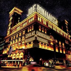 Joe Bonamassa – Live At Carnegie Hall – An Acoustic Evening (2CD, 2017)