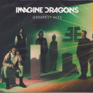 Imagine Dragons ‎– Greatest Hits (2CD, 2017) (Digipak)