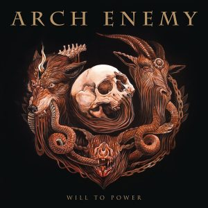 Arch Enemy ‎– Will To Power (2017)