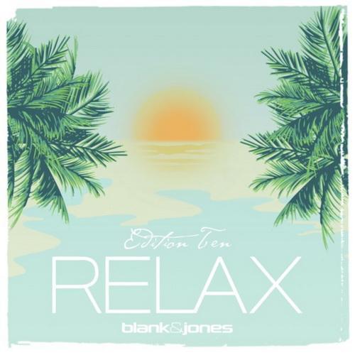 Blank & Jones — Relax Edition 10 (2CD, 2017)