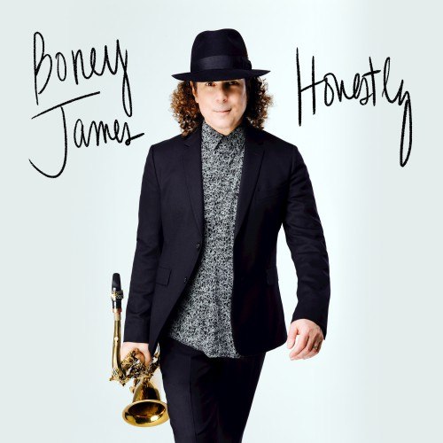 Boney James ‎– Honestly (2017)