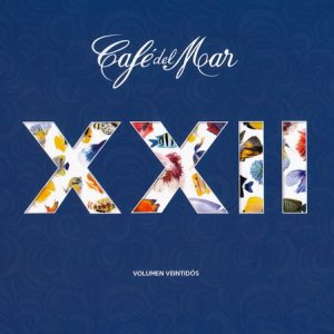 Cafe Del Mar - XXII - Volumen Vientidos (2CD, 2016)