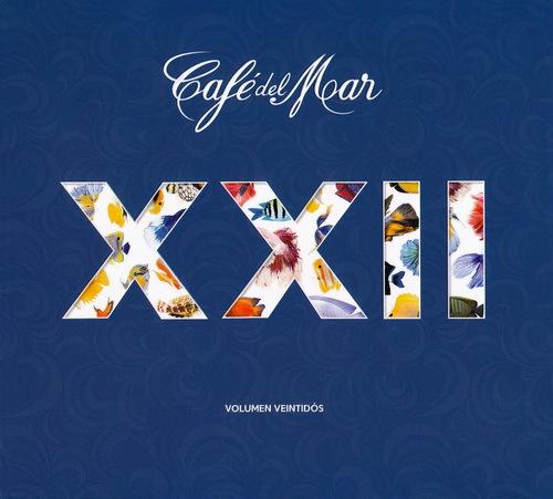 Cafe Del Mar — XXII — Volumen Vientidos (2CD, 2016)