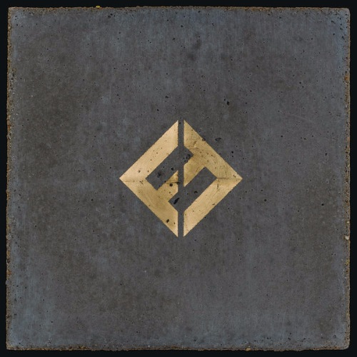 Foo Fighters ‎– Concrete And Gold (2017)