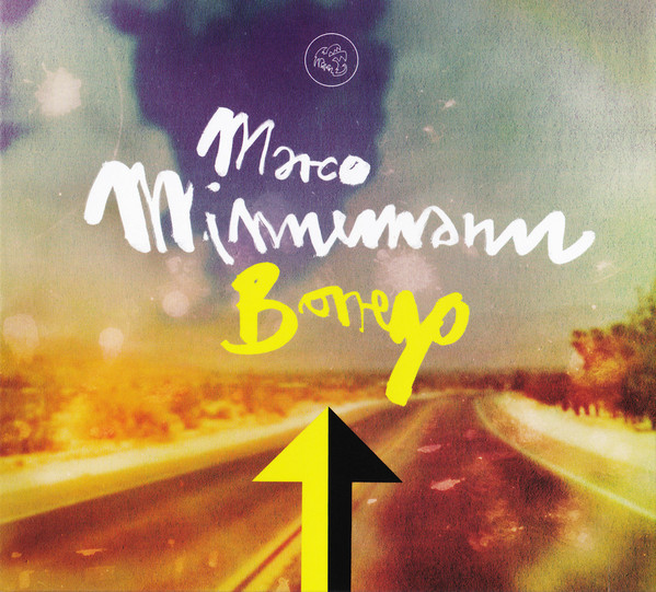 Marco Minnemann – Borrego (2CD, 2017)