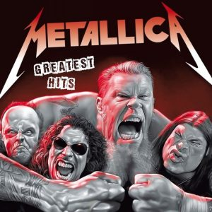 Metallica ‎– Greatest Hits (2CD,2016) (Digipak)