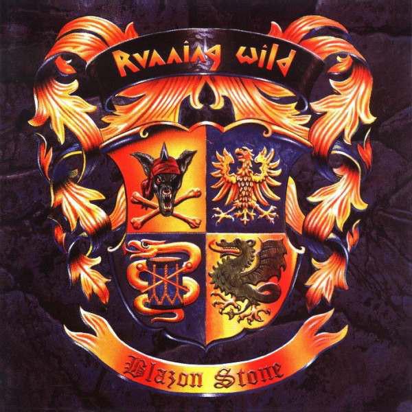 Running Wild – Blazon Stone (1991)