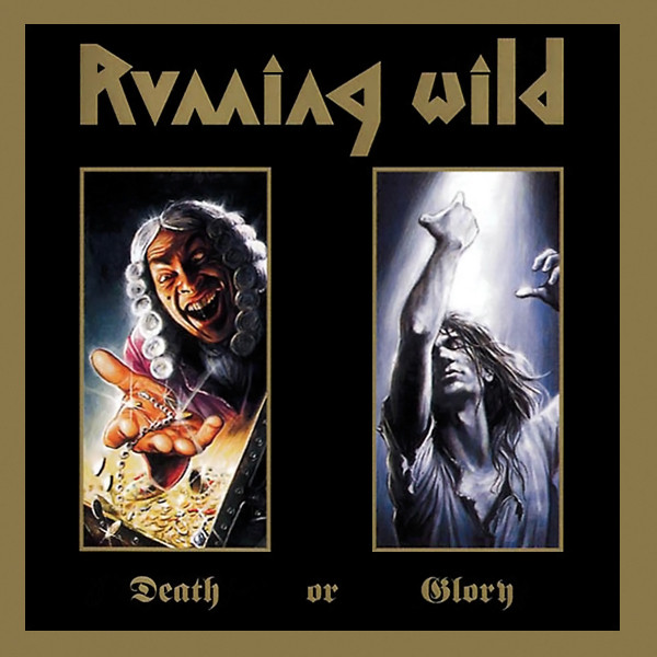 Running Wild ‎– Death Or Glory (1989)