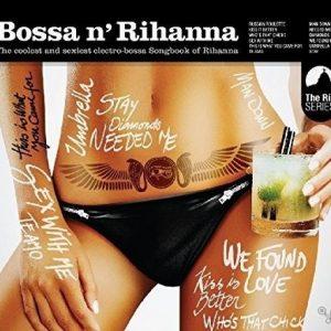 Сборник - Bossa N' Rihanna (2017)