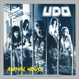 U.D.O. ‎– Animal House (2013, Anniversary Edition)