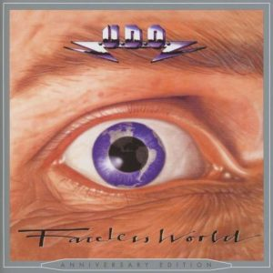 U.D.O. ‎– Faceless World (2013, Anniversary Edition)