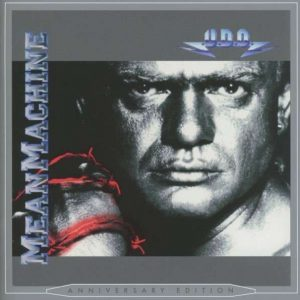 U.D.O. ‎– Mean Machine (2013, Anniversary Edition)