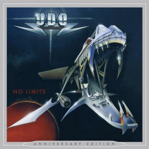 U.D.O. – No Limits (2013, Anniversary Edition)