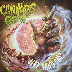 Cannabis Corpse ‎– Left Hand Pass (2017)
