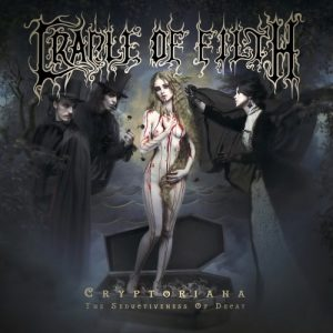Cradle Of Filth ‎– Cryptoriana - The Seductiveness Of Decay (2017, Limited Edition)