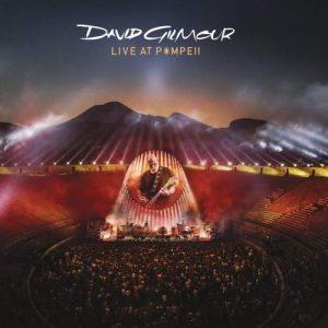 David Gilmour – Live At Pompeii (2CD, 2017)