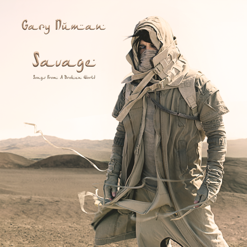 Gary Numan – Savage — Songs From A Broken World (2017, Deluxe Edition)