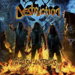 Destruction – Thrash Anthems II (2017)