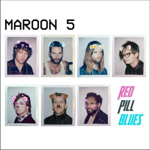Maroon 5 - Red Pill Blues (2017)