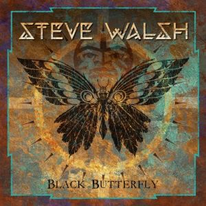 Steve Walsh - Black Butterfly (2017)