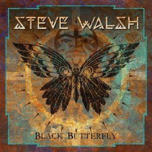 Steve Walsh - Black Butterfly (2017)