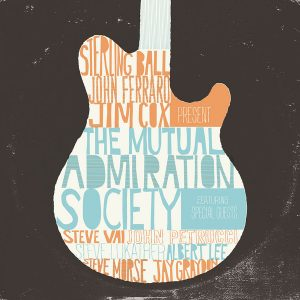 Sterling Ball, John Ferraro, Jim Cox - The Mutual Admiration Society (2018)