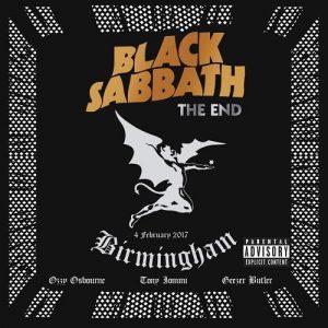 Black Sabbath – The End (2CD, 2017)