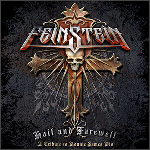 Feinstein ‎– Hail And Farewell -A Tribute To Ronnie James Dio (2018)