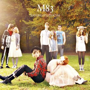 M83 ‎– Saturdays = Youth (2008)