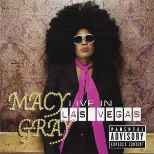 Macy Gray – Live In Las Vegas (2CD, 2005)