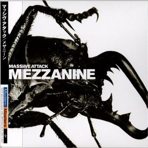 Massive Attack ‎– Mezzanine (2002, Japan Editon)