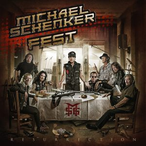 Michael Schenker Fest ‎– Resurrection (2018)