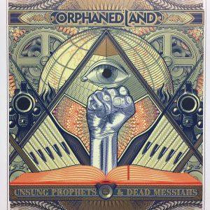 Orphaned Land – Unsung Prophets & Dead Messiahs (2018)
