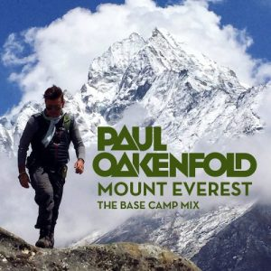 Paul Oakenfold ‎– Mount Everest - The Base Camp Mix (2CD, 2018)