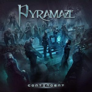 Pyramaze – Contingent (2017)
